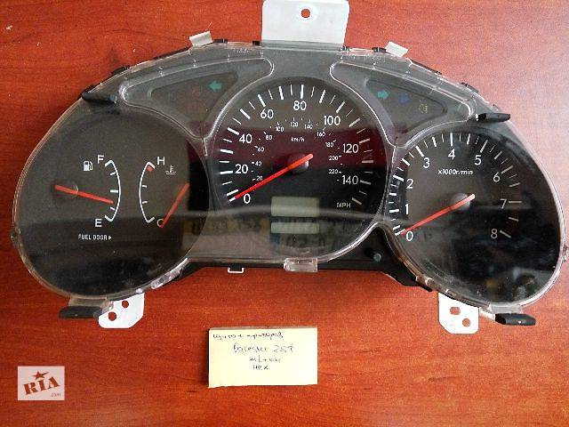бу Панель приборов Subaru Forester 2,5T мех. в Одессе