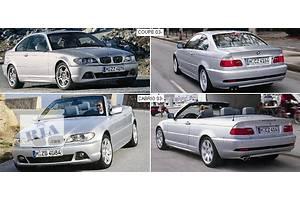 Новые Панели передние BMW
