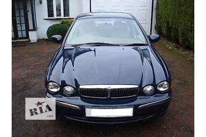 б/у Панели передние Jaguar X-Type