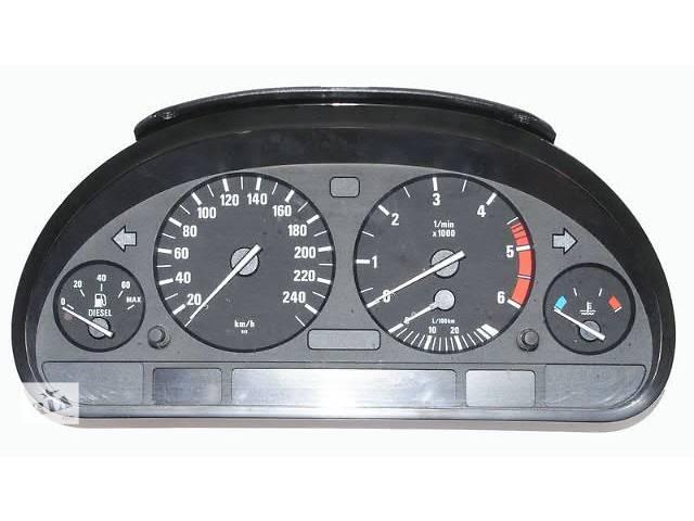 панель приборов BMW X5 Е53 м57 3,0Д- объявление о продаже  в Бучаче