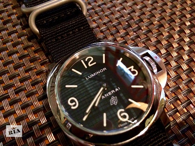 Часы luminor panerai украина
