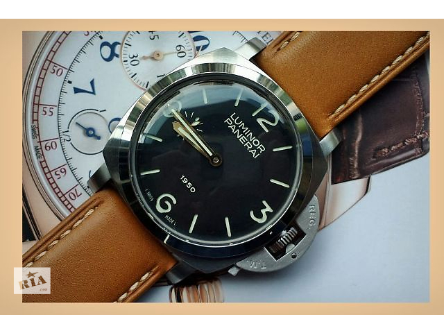 купить бу Panerai - PAM 127 Luminor 1950 3 Days FIDDY Special Edition в Киеве