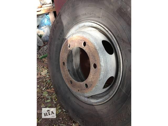 бу Пара колесных дисков Volkswagen LT 45 в Бердянске