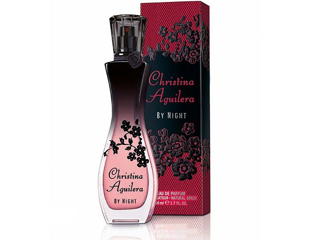 бу Парфюм женский Christina Aguilera By Night 75 ml в Львове