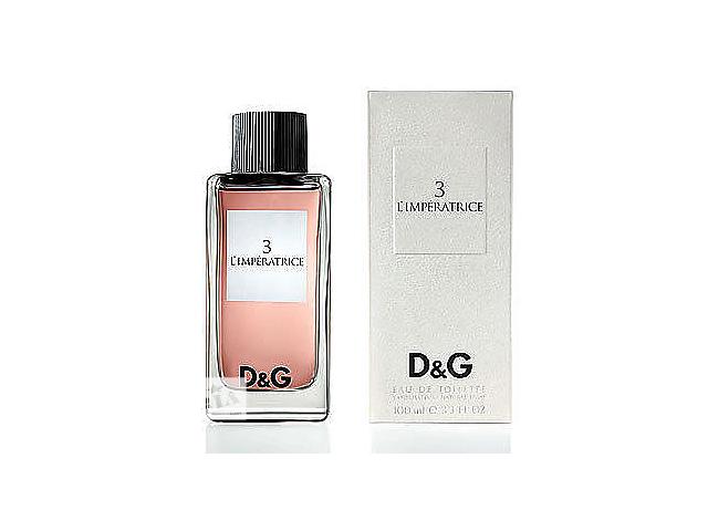 Парфюм женский Dolce & Gabbana 3 L'Imperatrice 100 ml- объявление о продаже  в Львове