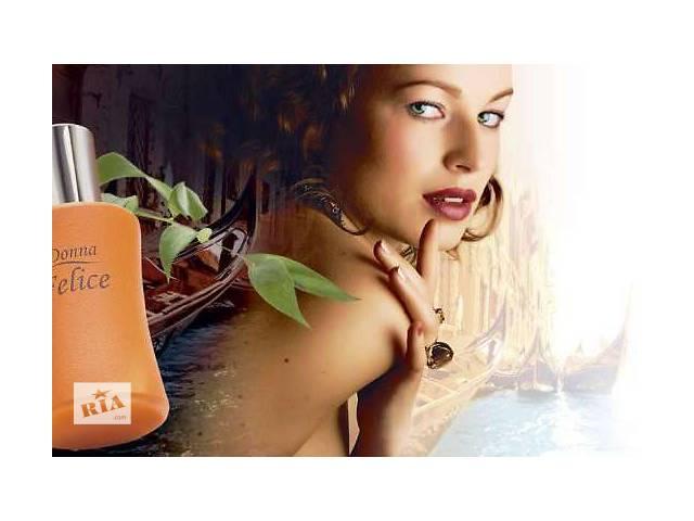 Парфюмерная вода для женщин Donna Felice- объявление о продаже  в Одессе