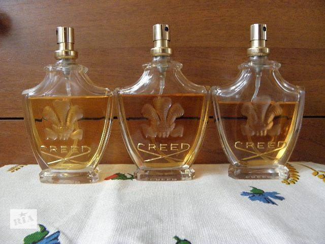 продам Парфюмерия Парфюмированная вода Creed Vanisia \ Fantasia de Fleurs \ INDIANAедт - 75 мл. 80% наполнения бу в Кривом Роге (Днепропетровской обл.)