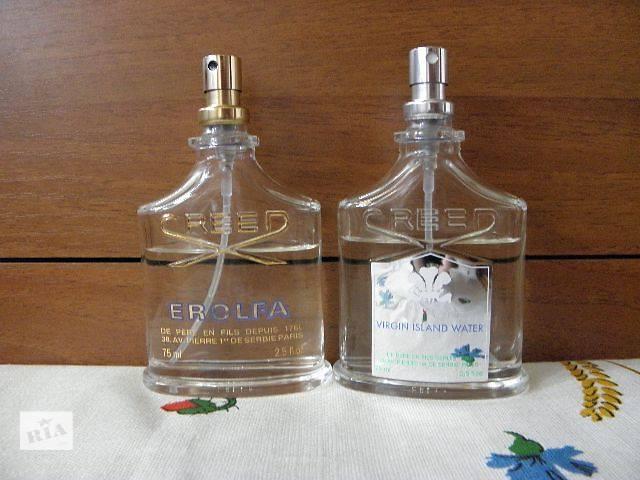 продам Парфюмерия Парфюмированная вода Creed Virgin Island Water / EROLFA едт. - 75 мл. -75% наполнения  бу в Кривом Роге