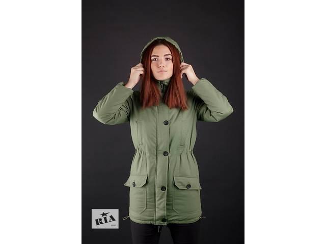 Парка куртка зимняя quality not quantity - объявление о продаже  в Харькове
