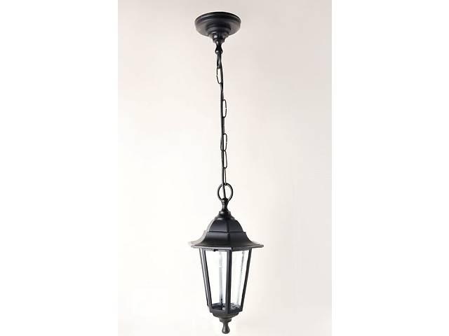 купить бу Парковый светильник Цепочка 4 стекла НЛ 04 Черный в Днепре (Днепропетровске)