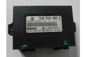 Парктроники/блоки управления Volkswagen Touareg
