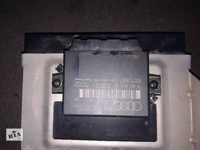 Блок управления парктроником с визуализацией без камеры  Audi A8 2006.- объявление о продаже  в Киеве