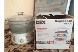 б/у Пароварки DEX