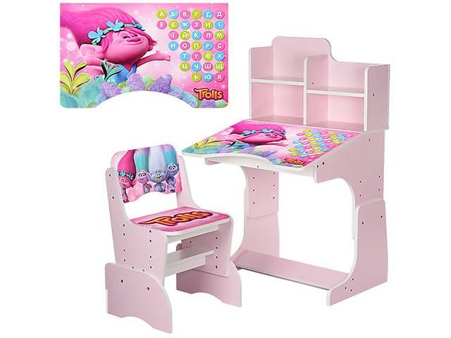 продам Парта растишка W 2071-16 со стульчиком, розовая бу в Одессе