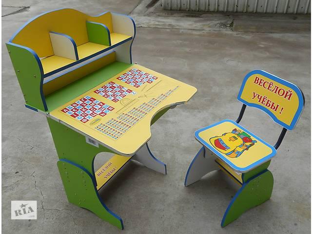 купить бу Парта стул E2878  в Кременчуге