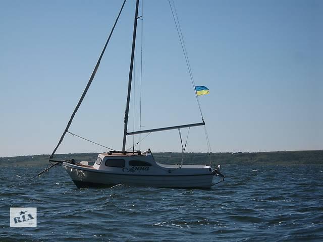 бу Парусная яхта типа Корморан (Польша) Трейлерная. в Доброславе (Коминтерновском)