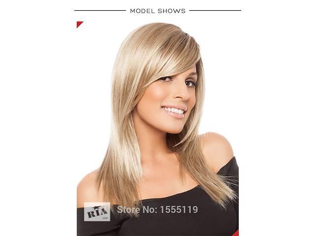 купить бу Парик из натуральных волос любой цвет фото под заказ в Киеве