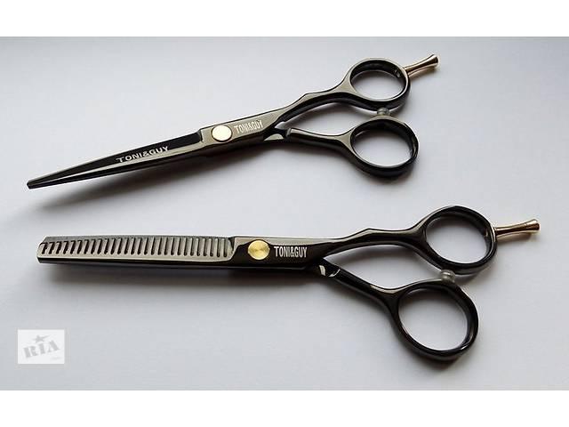 купить бу Парикмахерские ножницы TONI&GUY 5,5 в Надворной