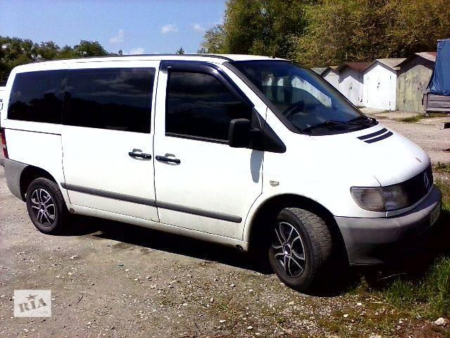 продам Пассажирские перевозки Mercedes Vito (7 мест) бу в Запорожье