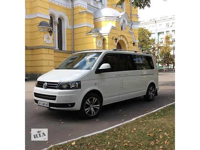 продам Пассажирские перевозки микроавтобусом Volkswagen бу  в Украине
