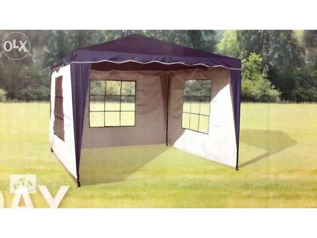 продам Павильон шатёр палатка со с ПВХ стенками, Распродажа 2016, новый! бу в Полтаве