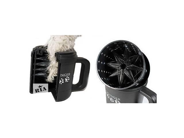 купить бу Paw Plunger ЛАПОМОЙКА для собак 10-30кг (черная, розовая) в Киеве