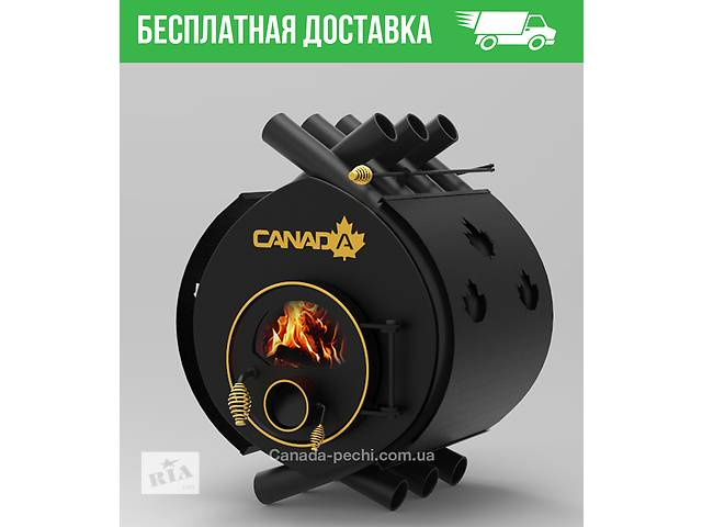 продам Печь Булерьян CANADA 00 от 3799 грн бу в Киеве