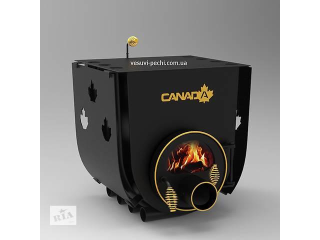 Печь булерьян «canada» тип 01 с варочной на 250м3- объявление о продаже  в Киеве