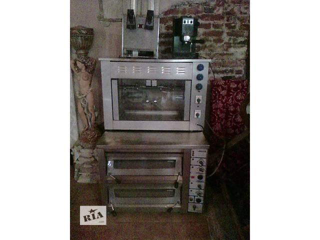 продам печь для пиццы бу в Мукачево
