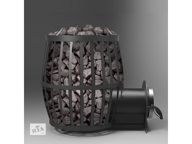 Печь для сауны,бани каменка Canada * Бочка* на 20м3 от 4499грн- объявление о продаже  в Киеве