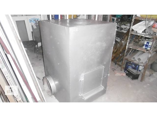 купить бу Печь отопительная для производственных и складских помещений в Новом Роздоле