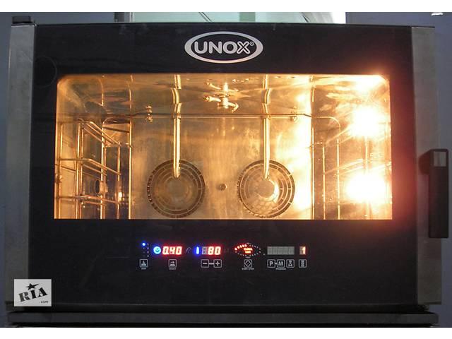 продам Печь пароконвекционная кондитерская Unox XBC404, б/у бу в Киеве