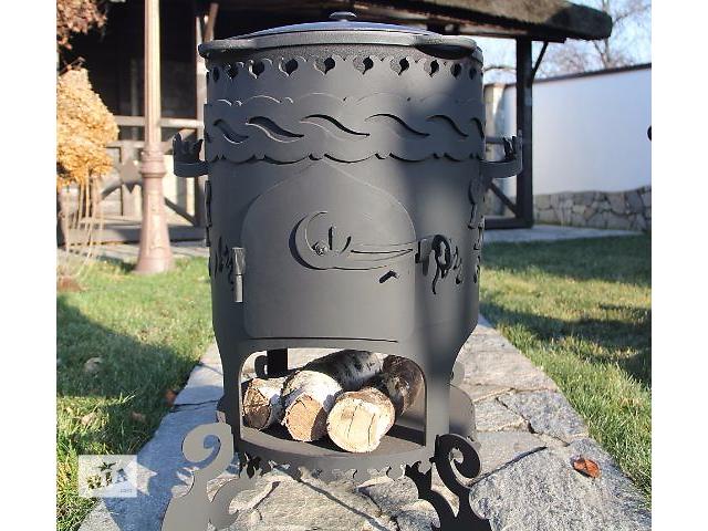 """бу Печь под казан на дровах """"Бухара-2"""" в Днепре (Днепропетровск)"""