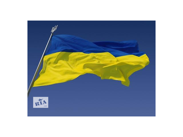 Печать и изготовление флагов Украина - доступные цены- объявление о продаже  в Киеве
