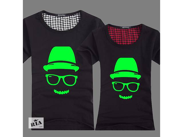 купить бу Печатаем светонакопительные футболки с помощью люминофора ТАТ33 в Николаеве