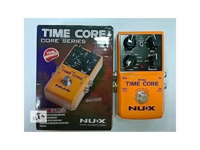 продам Педаль эффектов дилэй/лупер Nux Time Core бу в Одессе