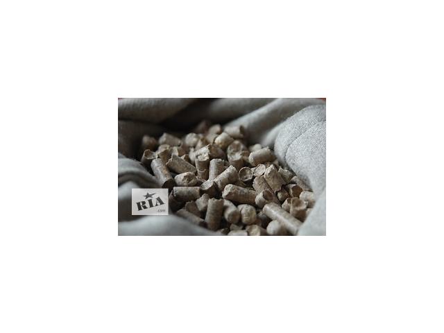 Пеллеты EN plus A2 мешок 20 кг.- объявление о продаже  в Львове