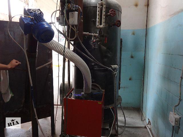 бу Пеллетная горелка RCE, АРВ  для паровых котлов от производителя. в Днепре (Днепропетровске)