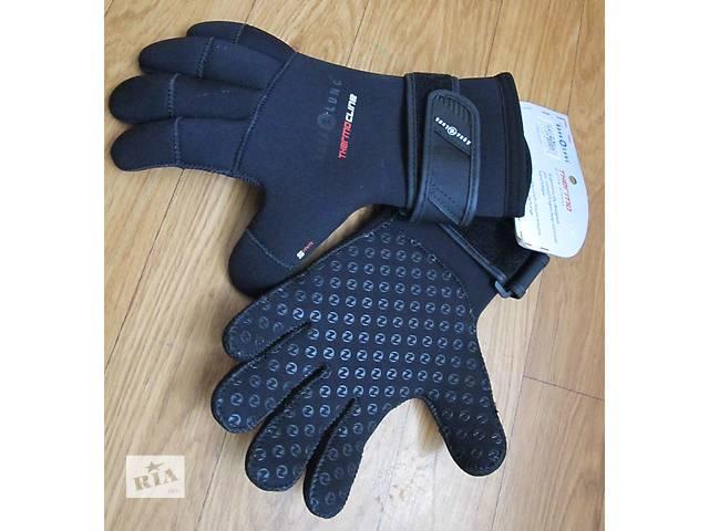 """купить бу Перчатки для дайвинга """"Termocline"""", 5мм.  в Бахмуте (Артемовск)"""