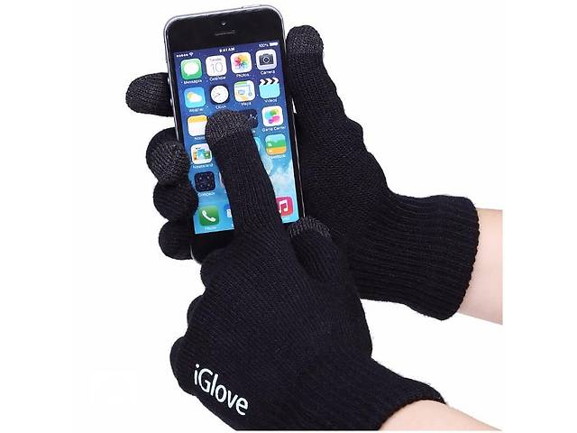 купить бу Перчатки для сенсора iGlove (сенсорные перчатки) в Хмельницком