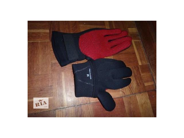 """Перчатки """"Катран"""" Неопрен 5 мм. Г - М.- объявление о продаже  в Чернигове"""