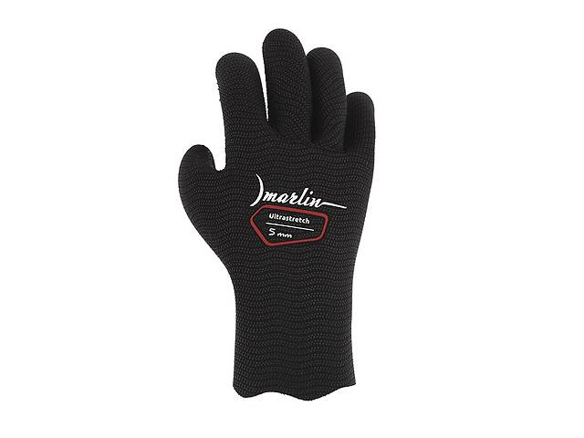 купить бу Перчатки Marlin Ultrastretch black (3, 5 мм) в Мариуполе