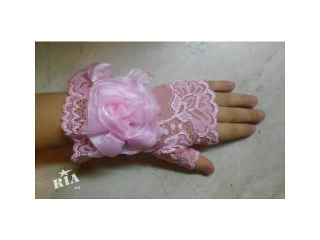 Как сшить перчатки для девочки своими руками