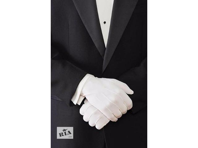 Перчатки официантов- объявление о продаже  в Киеве