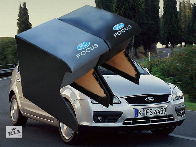 купить бу Передний подлокотник на форд фокус Удобный, мягкий, откидывается вверх, плотно сидит, не Торохтит. Ц в Львове