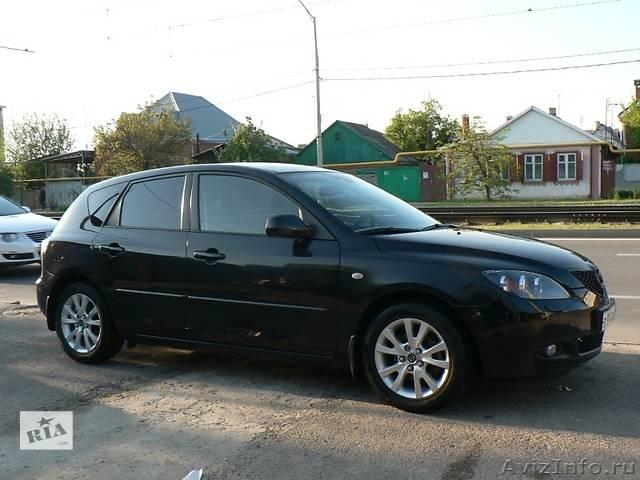 купить бу Передняя правая дверь Mazda 3 Hatchback в Киеве