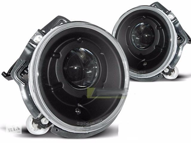 купить бу Передние фары тюнинг оптика Mercedes G W463 в Луцке