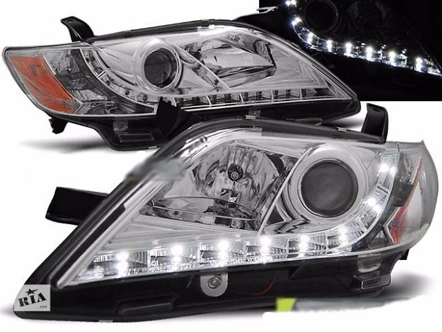 бу Передние фары тюнинг оптика Toyota Camry XV40 (LPTO15) в Луцке