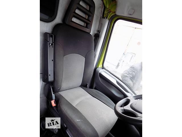 Передние  сиденье водительское Iveco Daily Івеко Ивеко Дейлі Дейли 35518  3.0  IV 2006-2011.- объявление о продаже  в Ровно