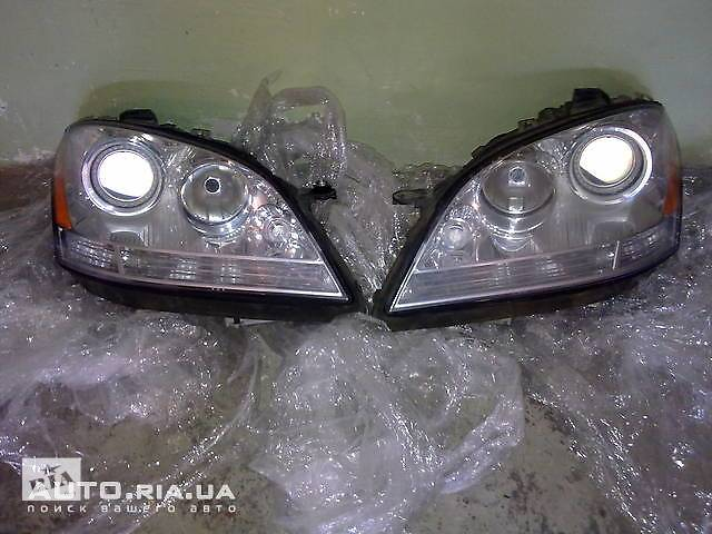 купить бу Передние фары для Mercedes ML-Class в Киеве